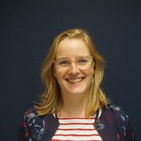 Pasfoto Irma Scholten