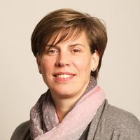 Pasfoto Belinda van de Lagemaat
