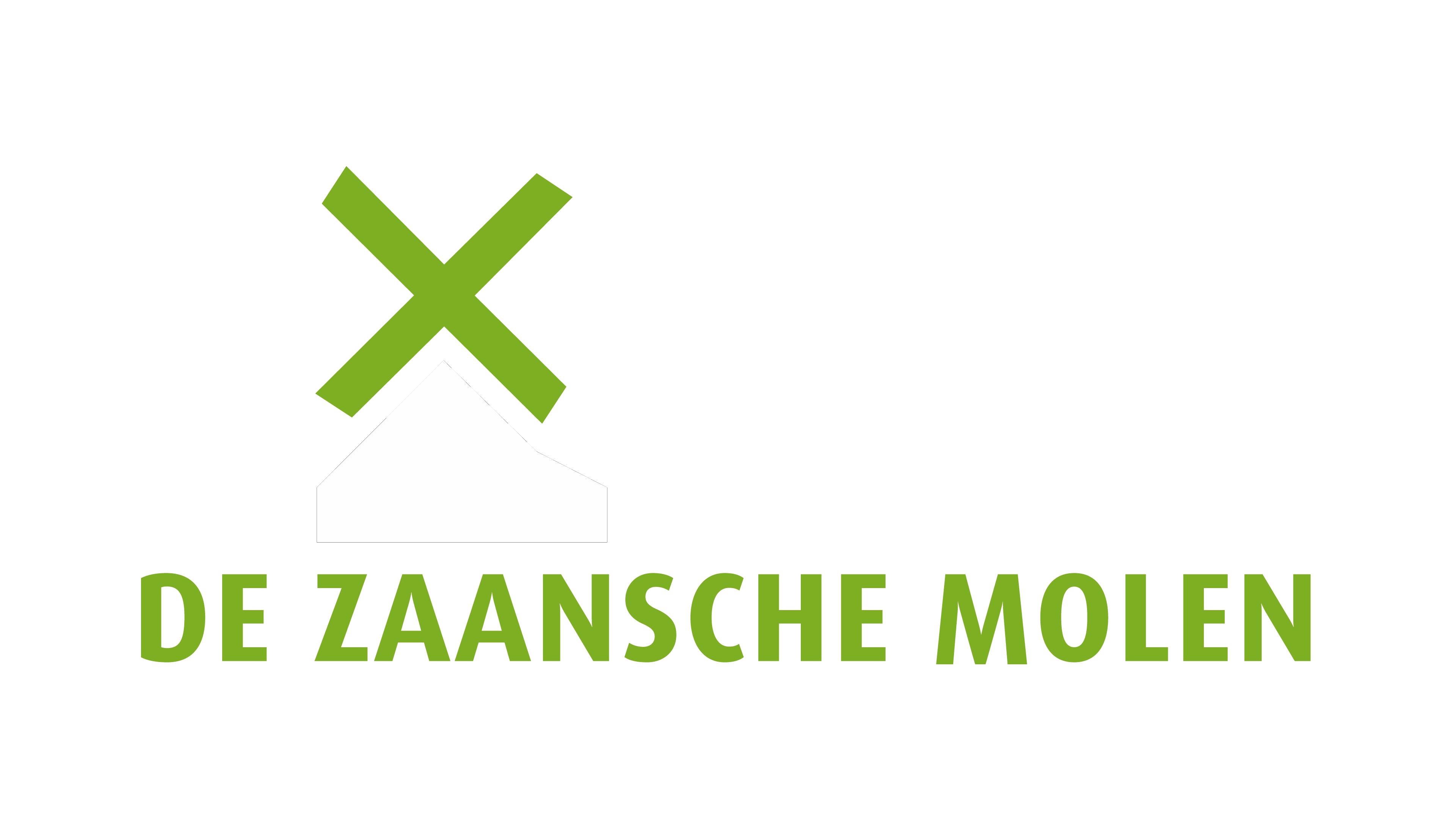 Logo Vereniging De Zaansche Molen